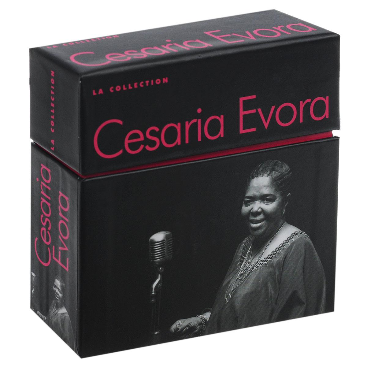 Сезария Эвора Cesaria Evora. La Сollection (6 CD + DVD) цена
