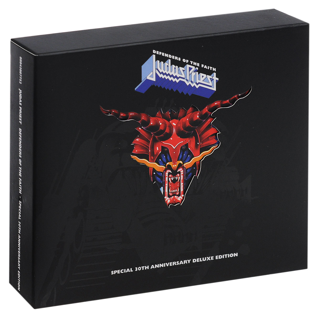 Judas Priest Priest. Defenders Of The Faith. 30th Anniversary Edition (3 CD)