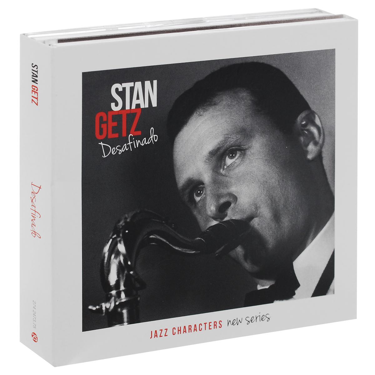 Стэн Гетц Stan Getz. Desafinado (3 CD) стэн гетц stan getz big band bossa nova lp