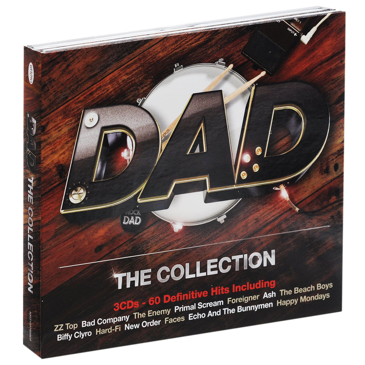 Dad. The Collection (3 CD) festivals the collection 3 cd
