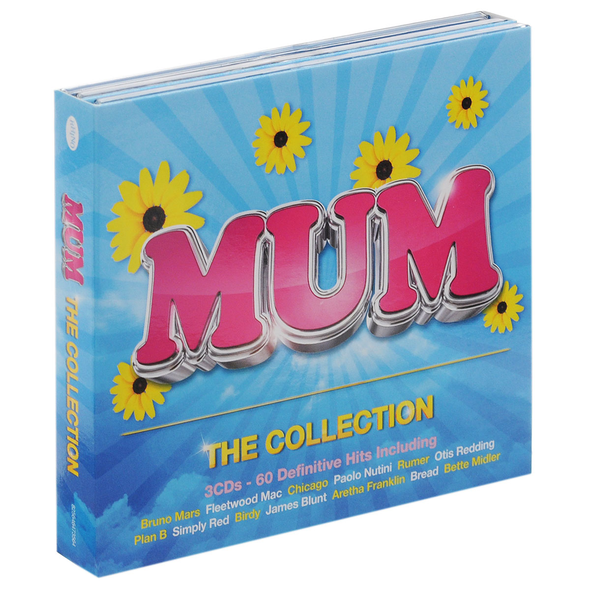 Mum. The Collection (3 CD) festivals the collection 3 cd