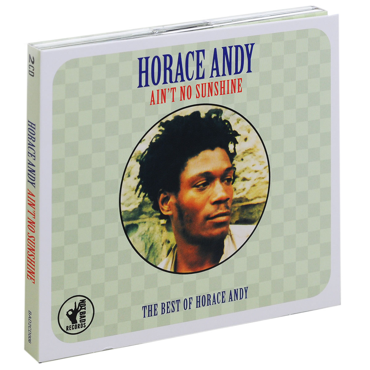 Хорас Энди Horace Andy. Ain't No Sunshine. The Best Of Horace Andy (2 CD) andrew john andy partridge andy partridge powers