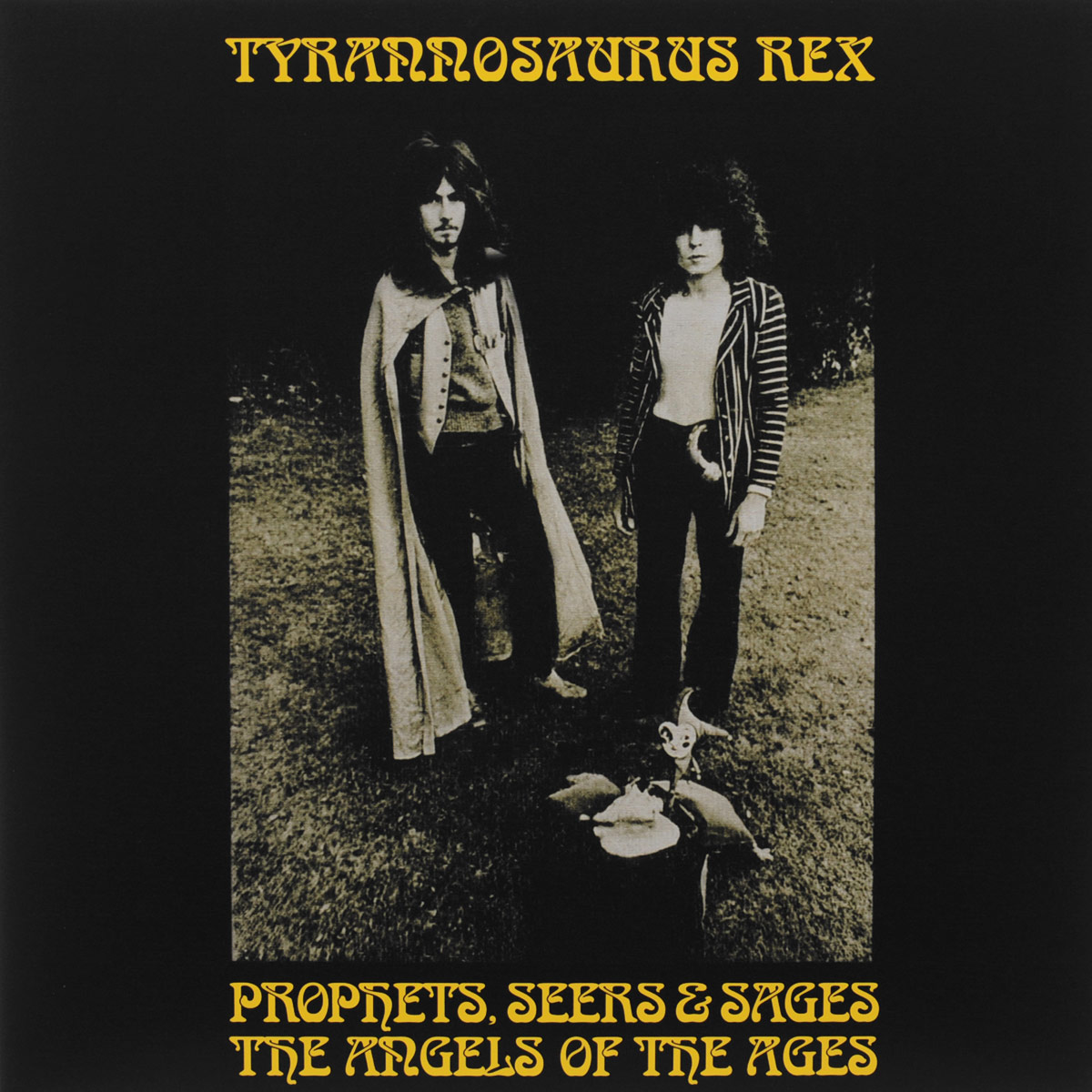 Tyrannosaurus Rex Tyrannosaurus Rex. Prophets, Seers & Sages. The Angels Of The Ages (2 LP) защитная пленка lp универсальная 2 8 матовая