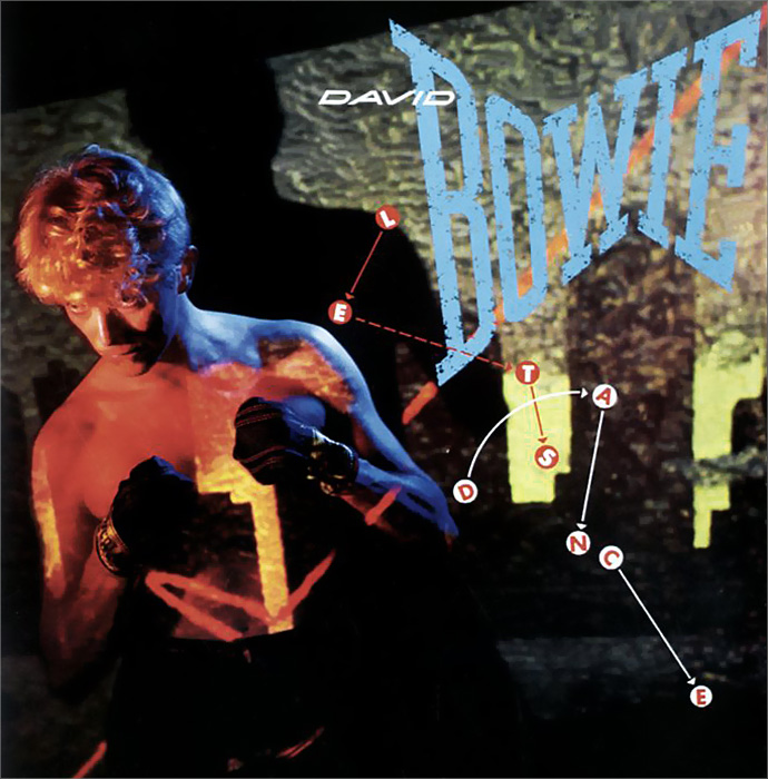 Дэвид Боуи David Bowie. Let's Dance