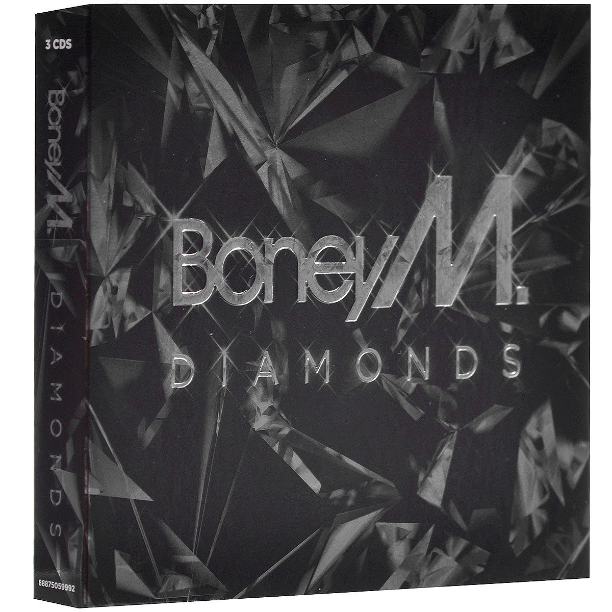 Boney M Boney M. Diamonds (3 CD) boney m boney m nightflight to venus