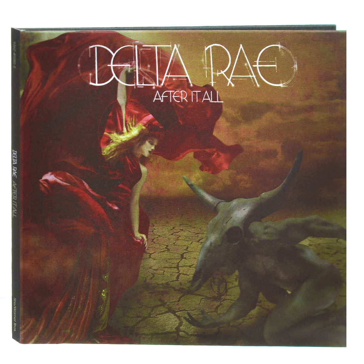 Delta Rae Delta Rae. After It All nina rae springfields the power of hope