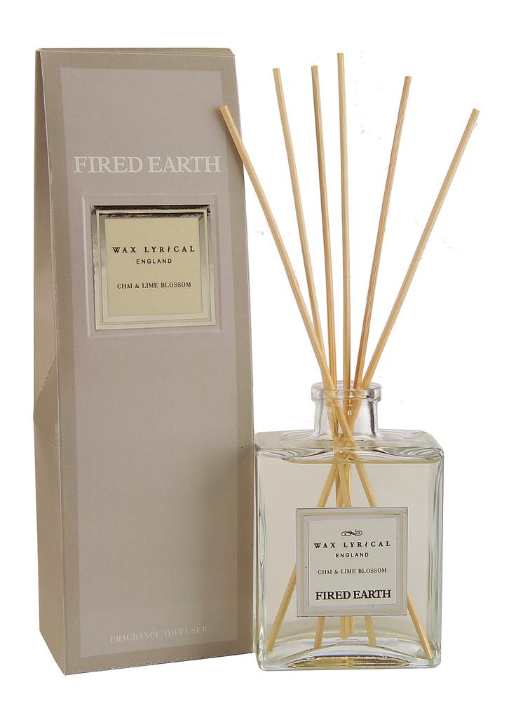 Wax Lyrical Индийский чай и цветок липы ароматический диффузор, 200 мл кеды bata bata ba060amafbp4