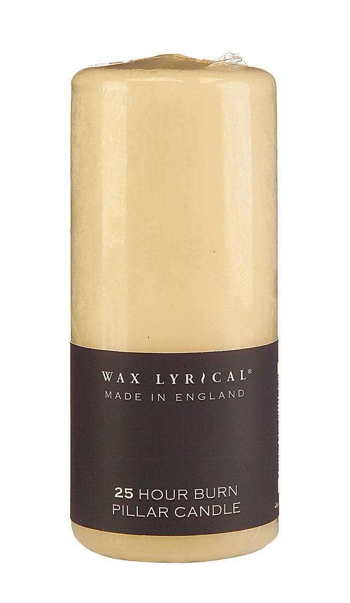 Wax Lyrical Декоративная свеча на 25 часов горения, 5 х 12 см катушка индуктивности jantzen wax coil 12 awg 2 mm 0 370 mh 0 11 ohm