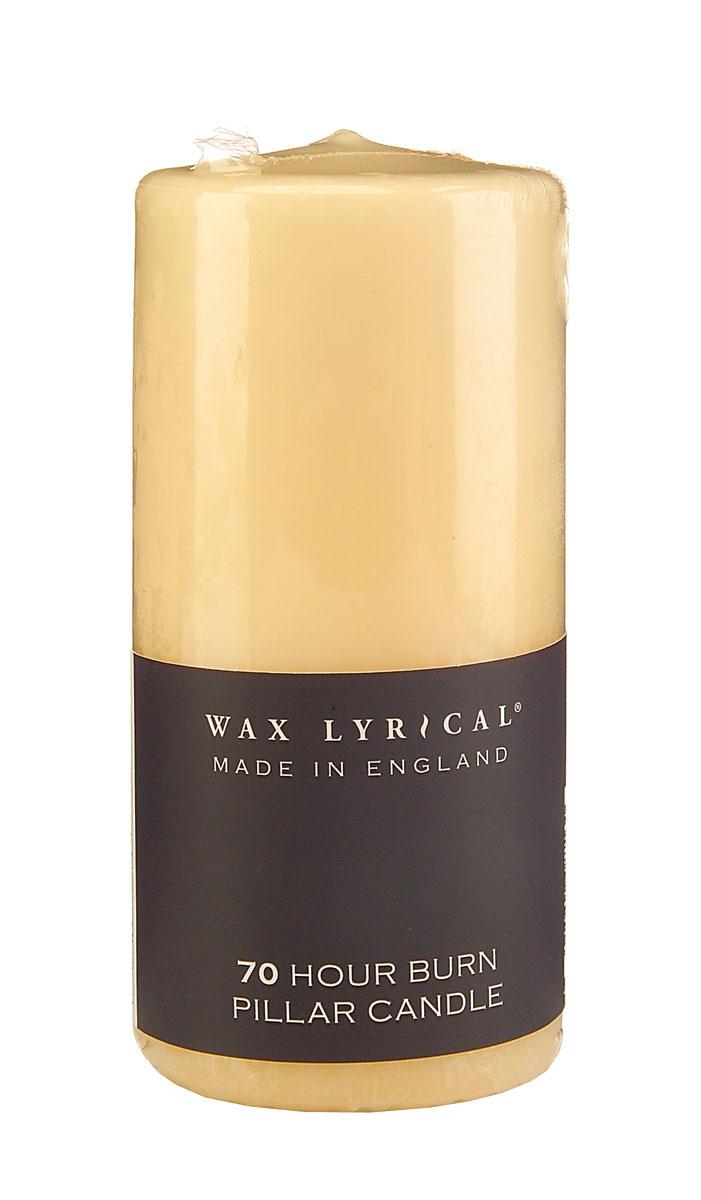 Wax Lyrical Декоративная свеча на 70 часов горения, 7 х 15 см свеча уличная help от комаров на трости цвет розовый 70 см