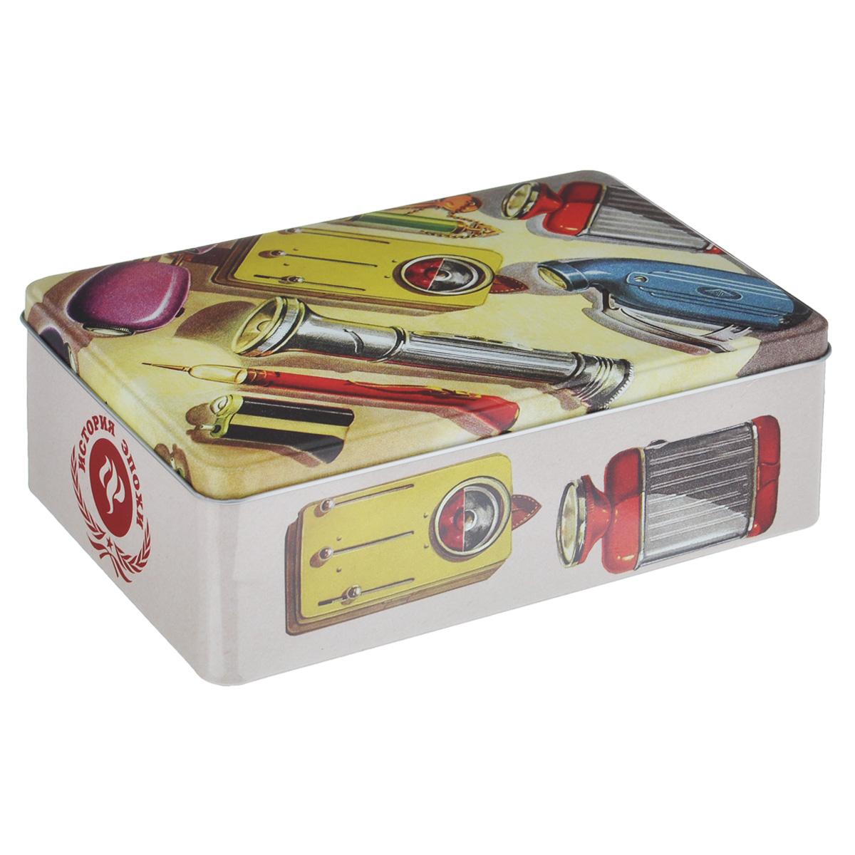 Фото - Коробка для хранения Феникс-презент Инструменты, 20 см х 13 см х 6,5 см фоторамка феникс презент велосипед 10 см х 15 см