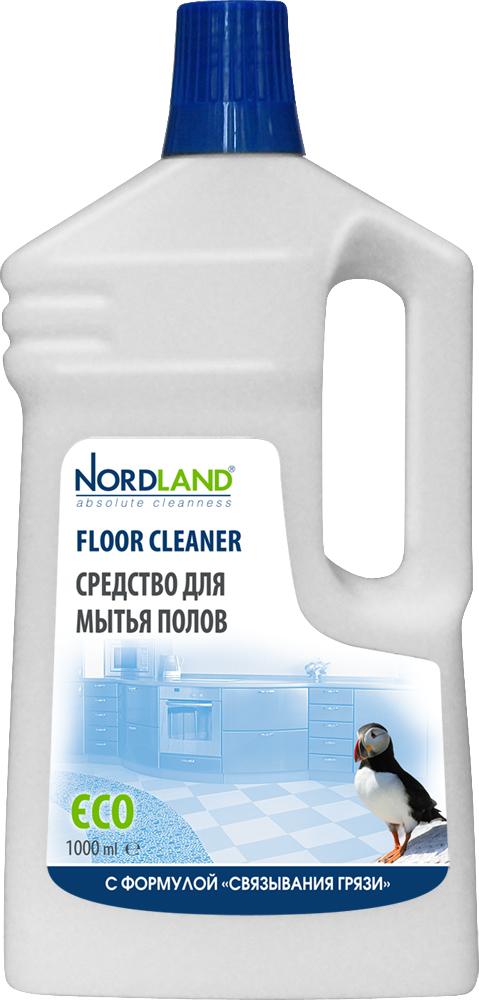 Средство для ухода за мебелью и полом 391619 средство для мытья полов nordland 391619