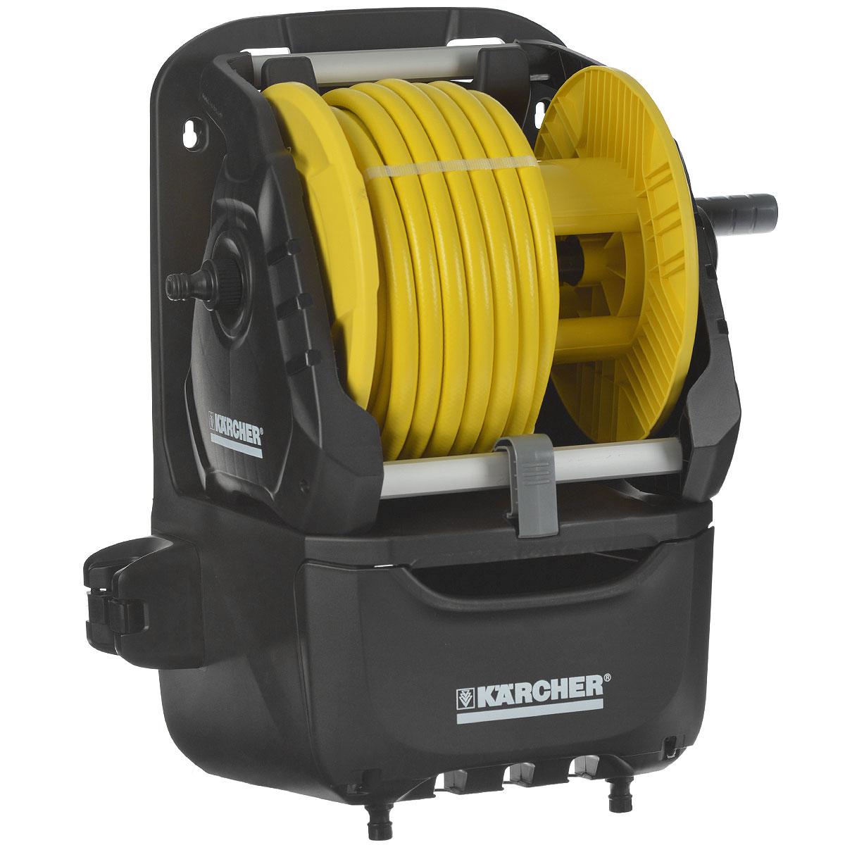 цена на Катушка Karcher HR 7.315 Kit, со шлангом, 15 м 2.645-164.0