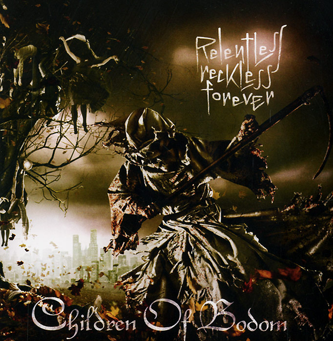 Фото - Children Of Bodom Children Of Bodom. Relentless, Reckless Forever relentless