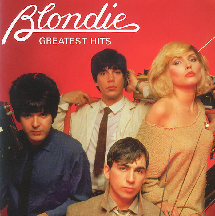Blondie Blondie. Greatest Hits heart heart greatest hits 1985 1995