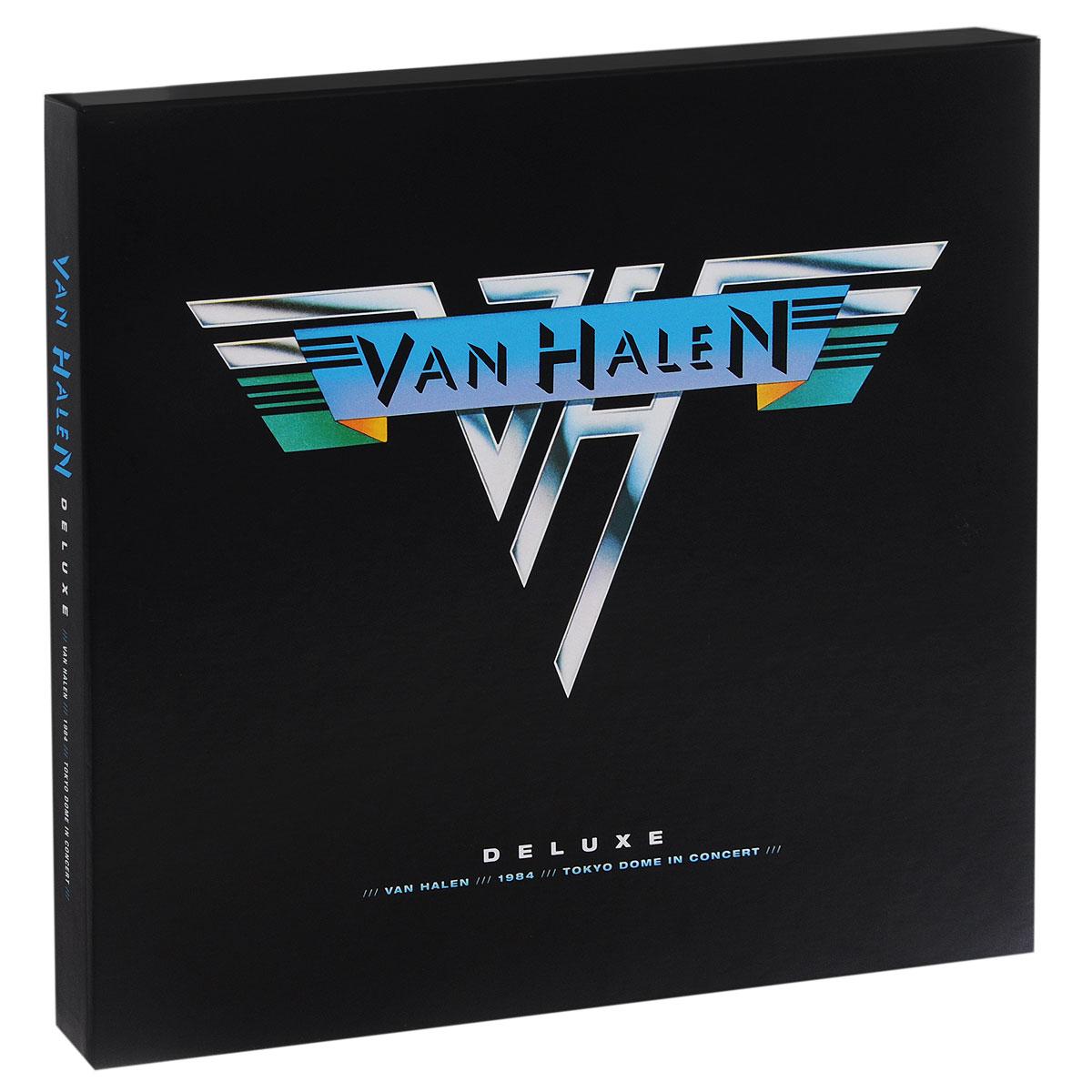 Van Halen Van Halen. Van Halen / 1984 / Tokyo Dome In concert. Deluxe Edition (6 LP) blouse lou lou blouse