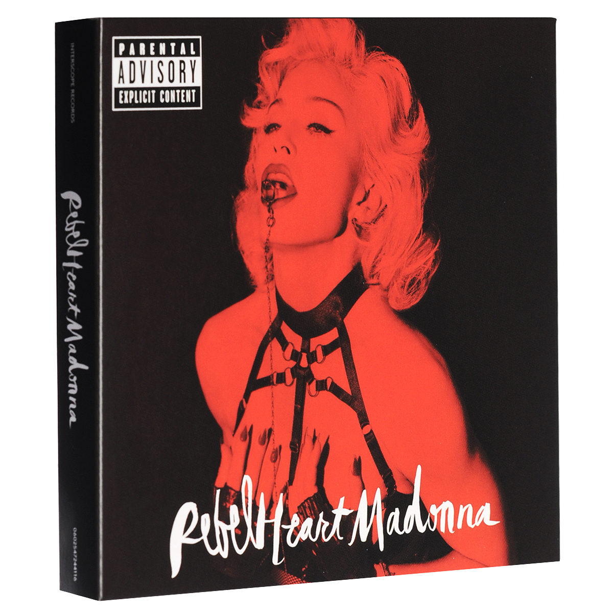 Madonna. Rebel Heart. Deluxe Version (2 CD)
