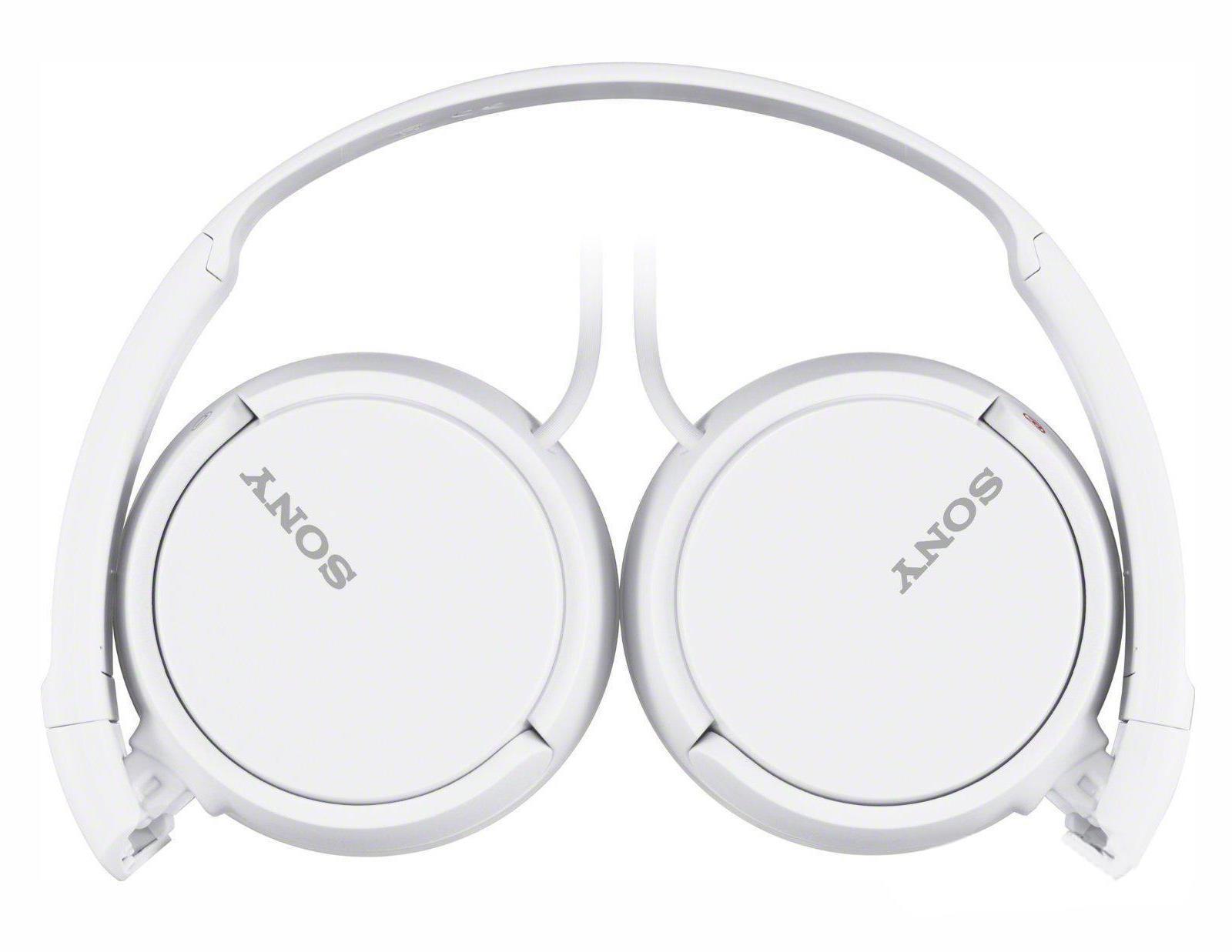 Sony MDR-ZX110, White наушники