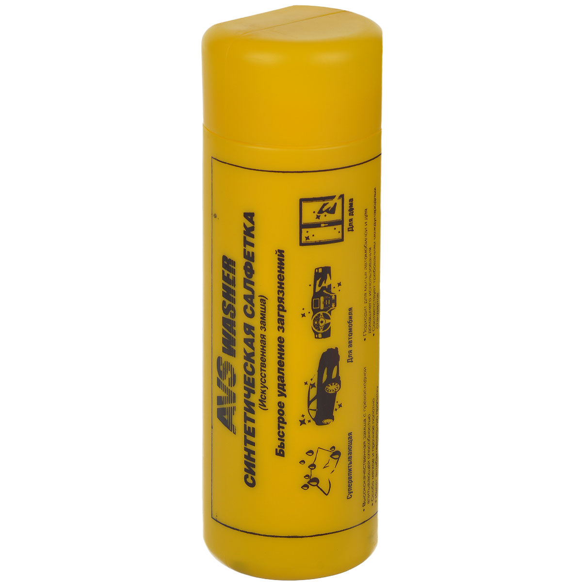Салфетка синтетическая AVS CH-6443, 64 х 43 см салфетка замша ультра синтетическая ultra chamois ab c 03