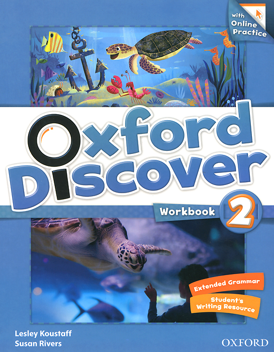 Oxford Discover 2: Workbook with Online Practice oxford discover 4 grammar student book
