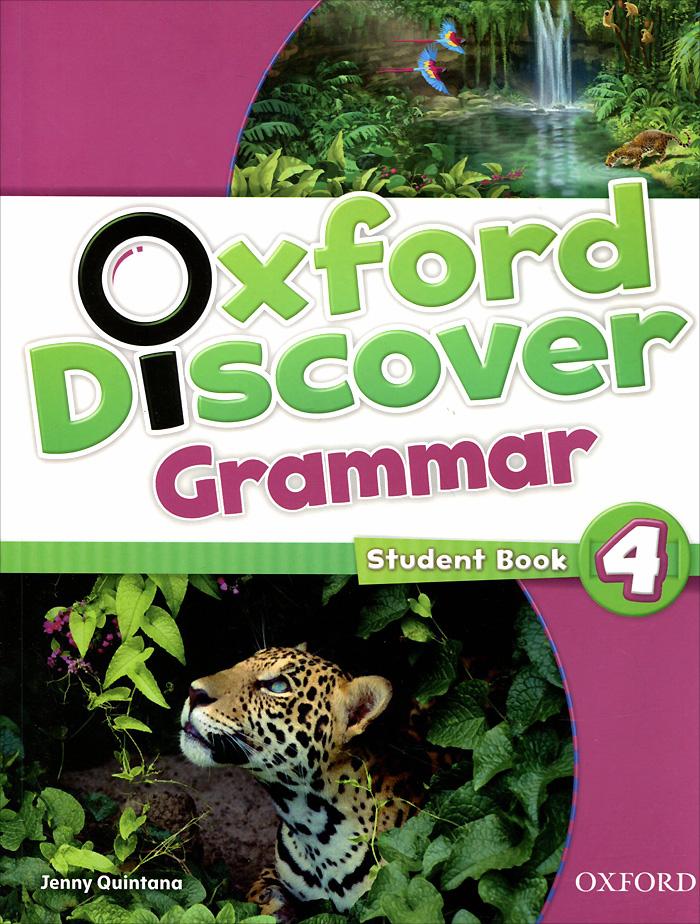 Oxford Discover 4: Grammar: Student Book oxford discover 4 grammar student book