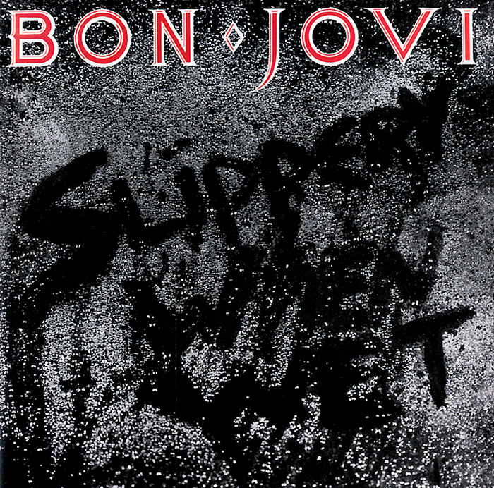 Bon Jovi Bon Jovi. Slippery When Wet bon jovi crush 2 lp