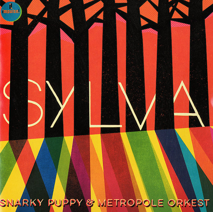 Snarky Puppy,Metropole Orchestra Snarky Puppy & Metropole Orkest. Sylva (CD + DVD) 10 hd digital lcd screen car headrest monitor dvd cd player ir fm with remote controller remote mount bracket car player new