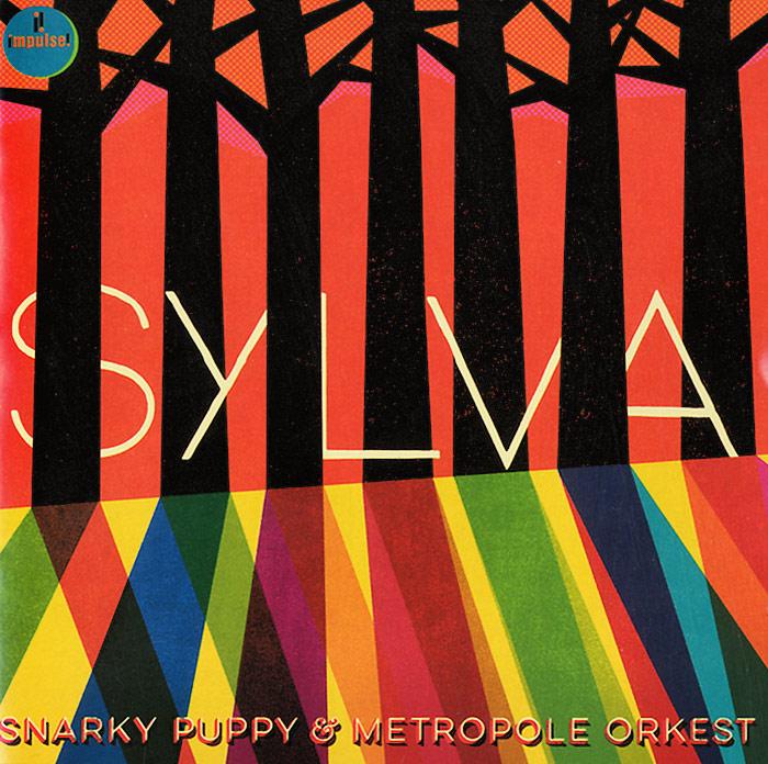 Snarky Puppy,Metropole Orchestra Snarky Puppy & Metropole Orkest. Sylva (CD + DVD) музыка dvd audio