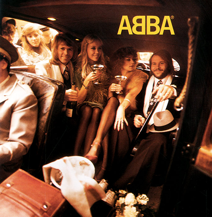 ABBA ABBA. ABBA. Deluxe Edition (CD + DVD) do i kneel or do i bow