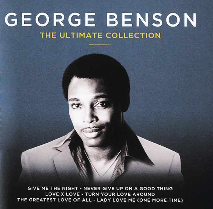 Джордж Бенсон George Benson. The Ultimate Collection. Deluxe (2 CD) элейн пэйдж elaine paige the ultimate collection 2 cd