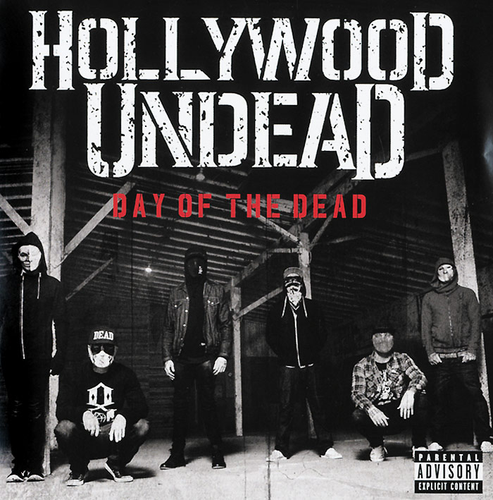 """""""Hollywood Undead"""" Hollywood Undead. Day Of The Dead"""