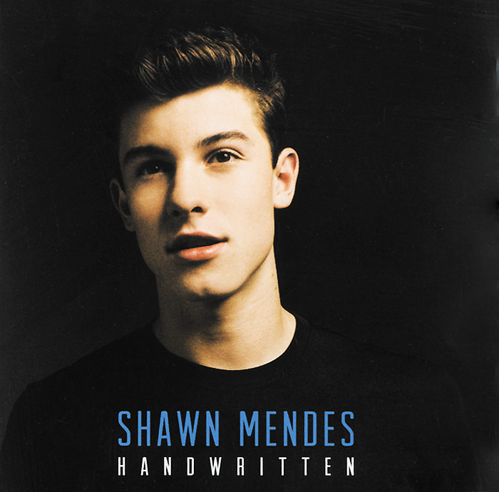 Шон Мендес Shawn Mendes. Handwritten sergio mendes sergio mendes the swinger from rio 180 gr