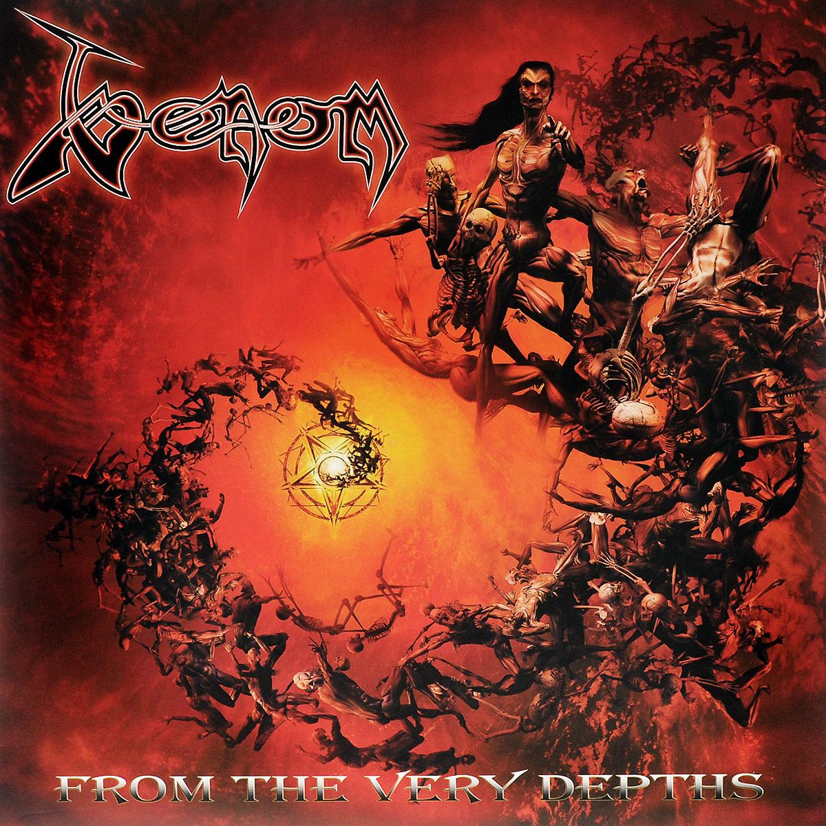Venom Venom. From The Very Depths (2 LP) venom venom welcome to hell 2 lp 180 gr