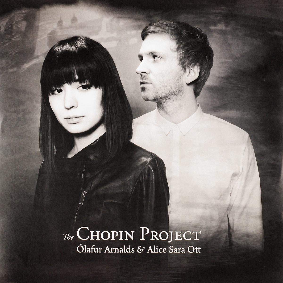 Олафур Арналдс,Элис Сара Отт Olafur Arnalds And Alice Sara Ott. The Chopin Project (LP) olafur arnalds broadchurch lp