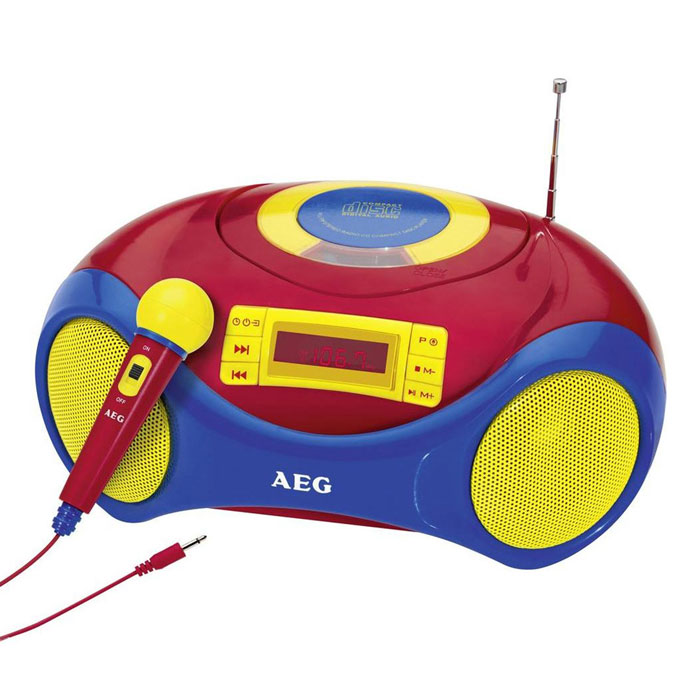 Магнитола AEG SR 4363 недорого
