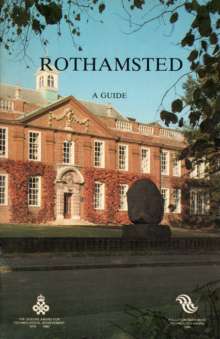 Rothamsted: A Guide