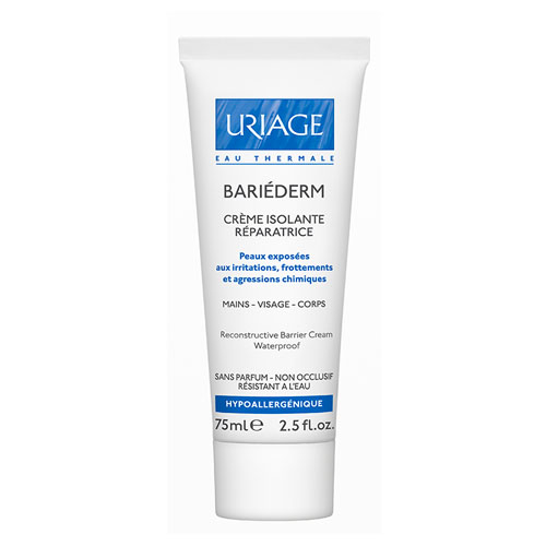 Uriage Изолирующий восстанавливающий крем для тела Bariederm 75 мл uriage bariederm cica creme