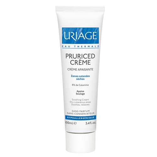 Uriage Противозудный успокаивающий крем-эмульсия для тела Pruriced 100 мл крем для тела uriage