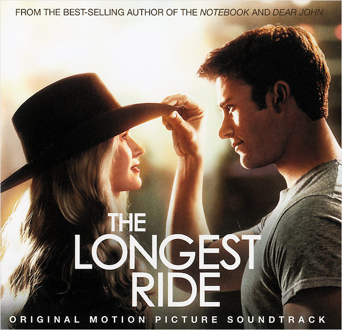 The Longest Ride. Original Motion Picture Soundtrack cabaret voltaire johnny yesno the original soundtrack from the motion picture