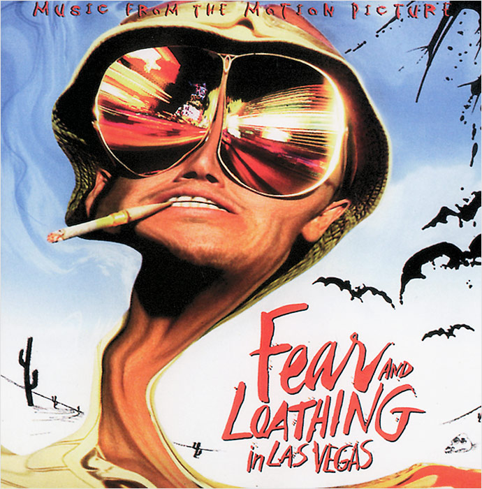 Fear And Loathing In Las Vegas. Music From The Motion Picture цена