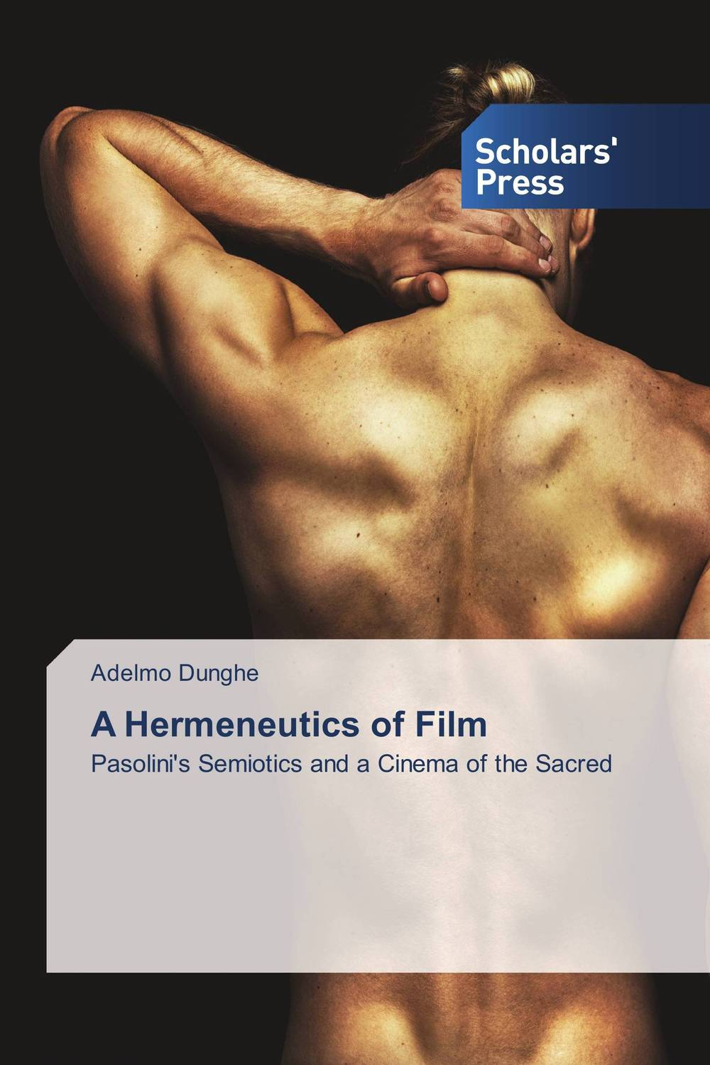 A Hermeneutics of Film a hermeneutics of film