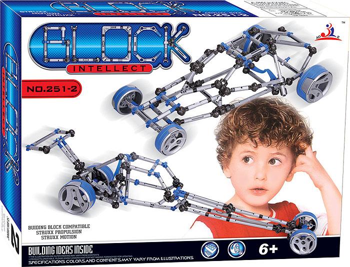 лучшая цена Intellect Block Конструктор 251-2