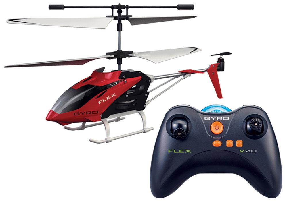 Фото - 1TOY Вертолет на радиоуправлении Gyro-Fighter 4 игрушка 1toy gyro 109 вертолет с гироскопом т52819