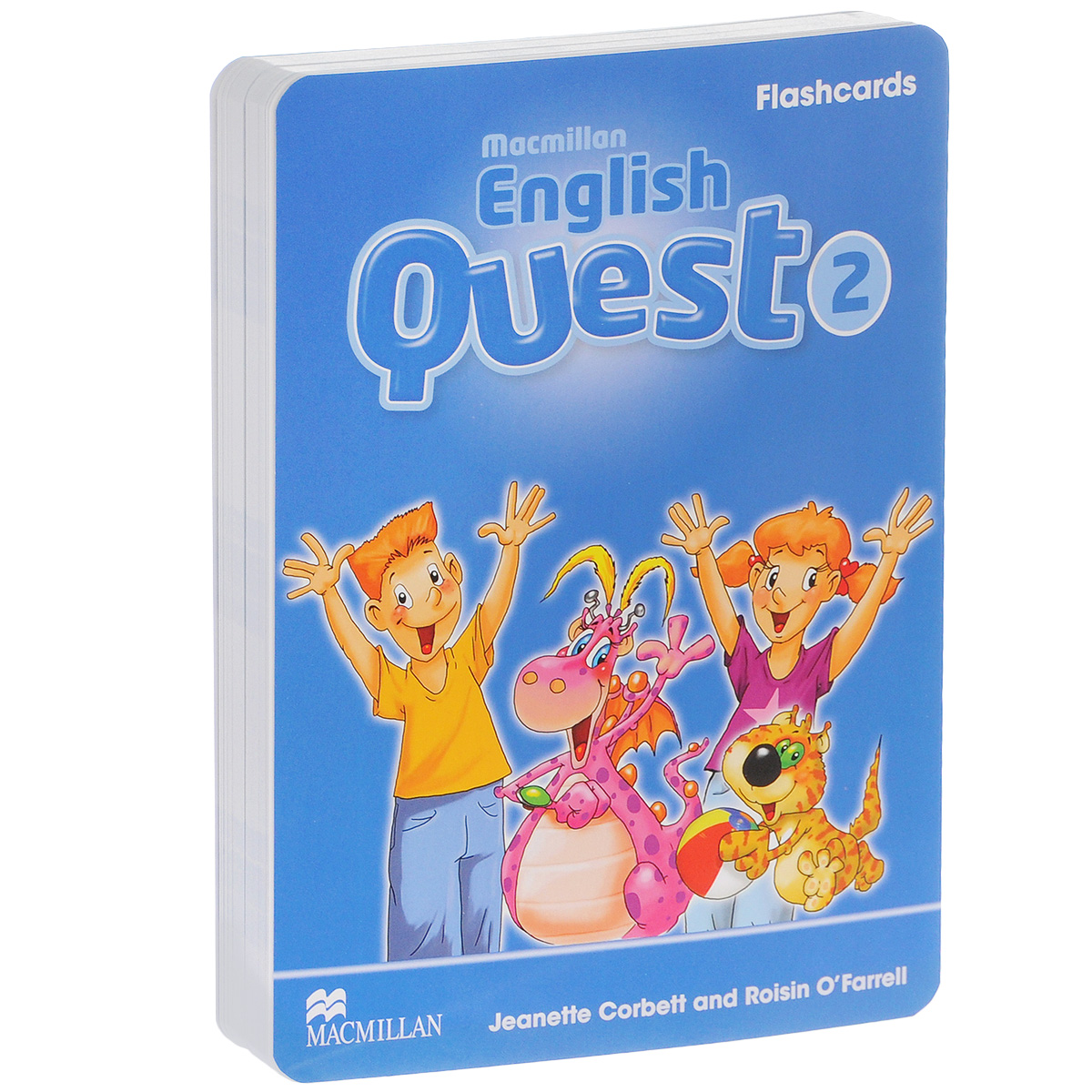Macmillan English Quest 2: Flashcards 123 flashcards