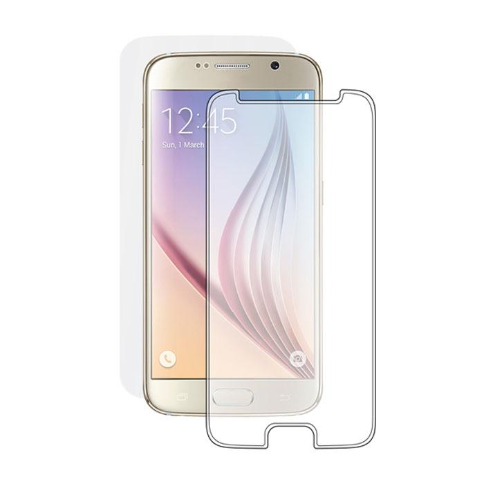 Deppa защитное стекло для Samsung Galaxy S6, Clear все цены