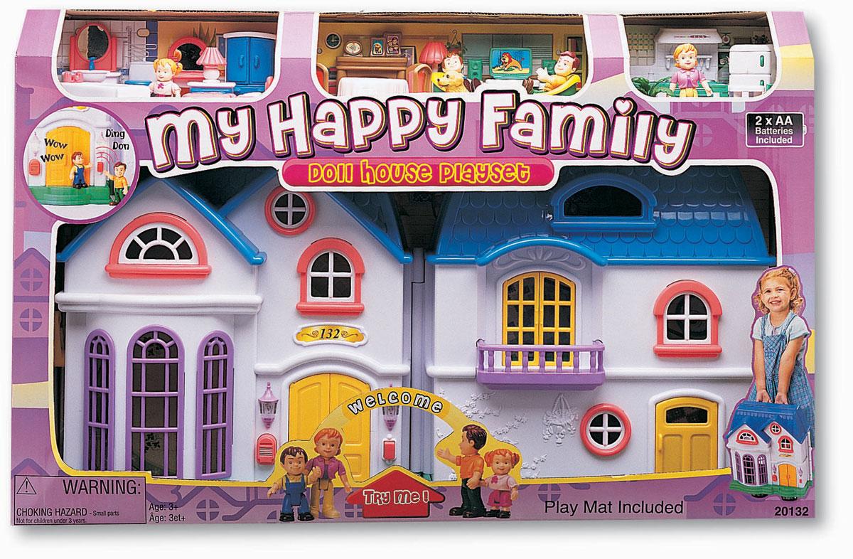 Keenway Игровой набор My Happy Family цена