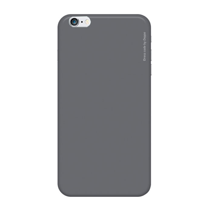 Deppa Air Case чехол для iPhone 6 Plus, Grey