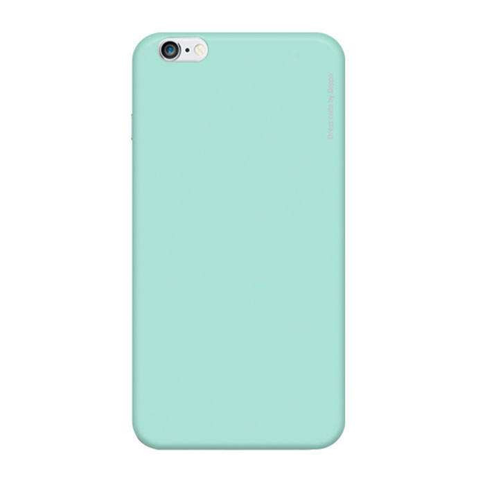 Deppa Air Case чехол для iPhone 6 Plus, Mint