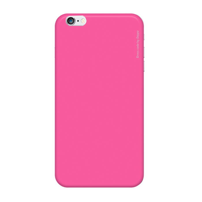 Deppa Air Case чехол для iPhone 6 Plus, Pink