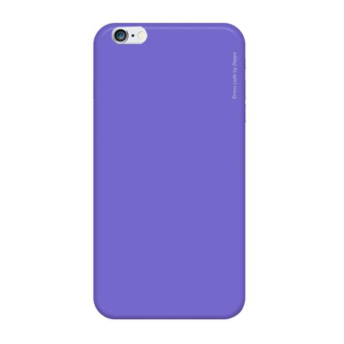 Deppa Air Case чехол для iPhone 6 Plus, Purple