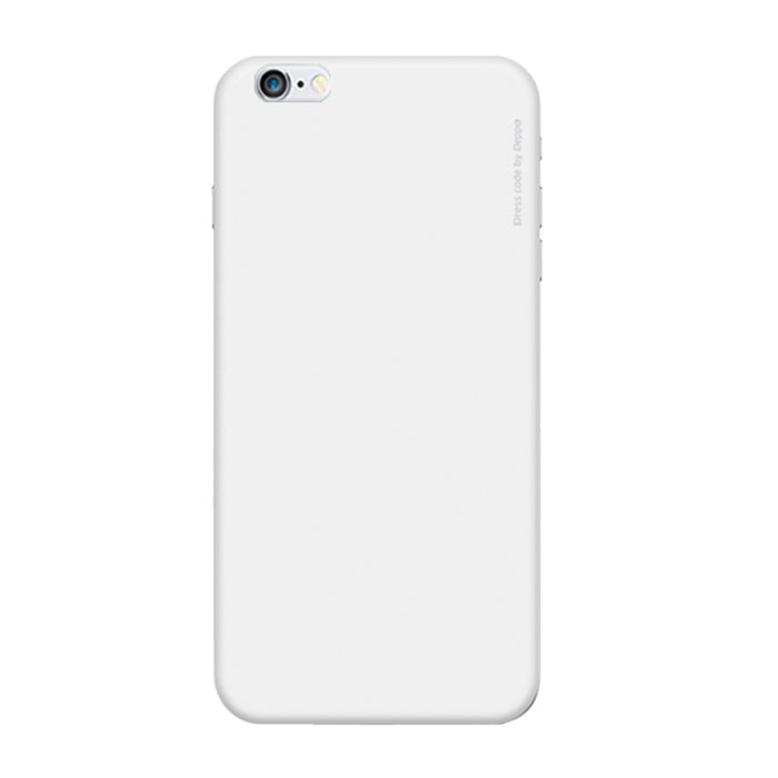 Deppa Air Case чехол для iPhone 6, White стоимость